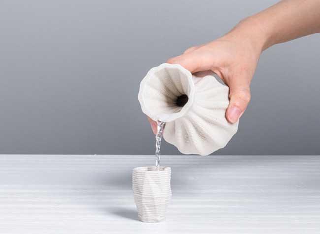 cerambot imprimante 3d ceramique terre glaise prix 3 - CeramBot, 1ere imprimante 3D de céramique à Petit Prix (video)
