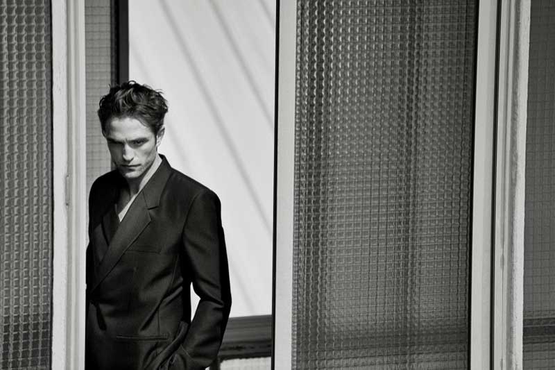 Dior homme été 2019, Pour Dior Robert Pattinson Passera encore l'Ete à Paris