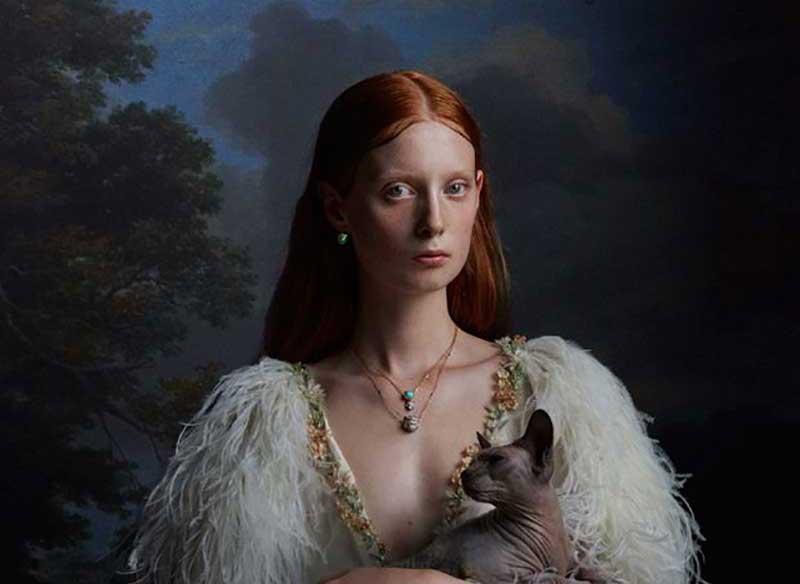 gucci joaillerie marche merveilles 9 - Gucci Joaillerie S'Inspire de Nouveau des Peintres Flamands