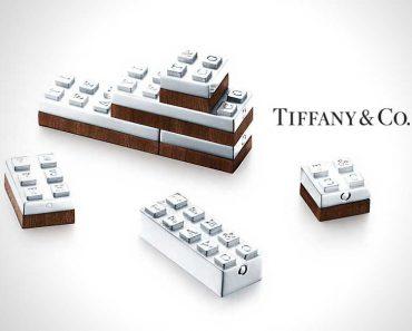 lego argent luxe tiffany co bijoux 1 370x297 - Luxueux Jeu de Lego chez le Joaillier Tiffany & Co