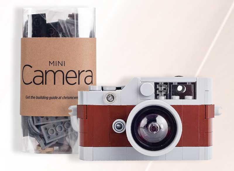 leica m appareil photo lego kit jeu 1 - Retour de l'Appareil Photo Leica M en Edition LEGO