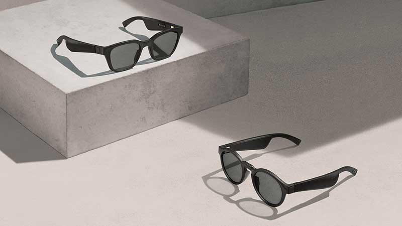 lunettes soleil bose frame ecouteurs stereo micro 1 - Bose sort ses Lunettes de Soleil pour Fans de Musique (video)