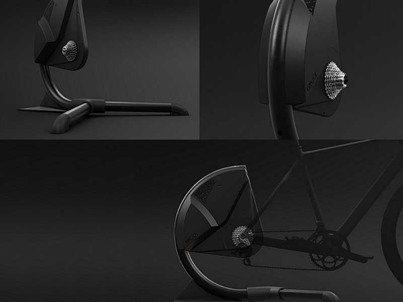 bkool smart air simulateur support velo connecte 4 - BKool Transforme les Velos en Simulateur pour Cyclistes (video)