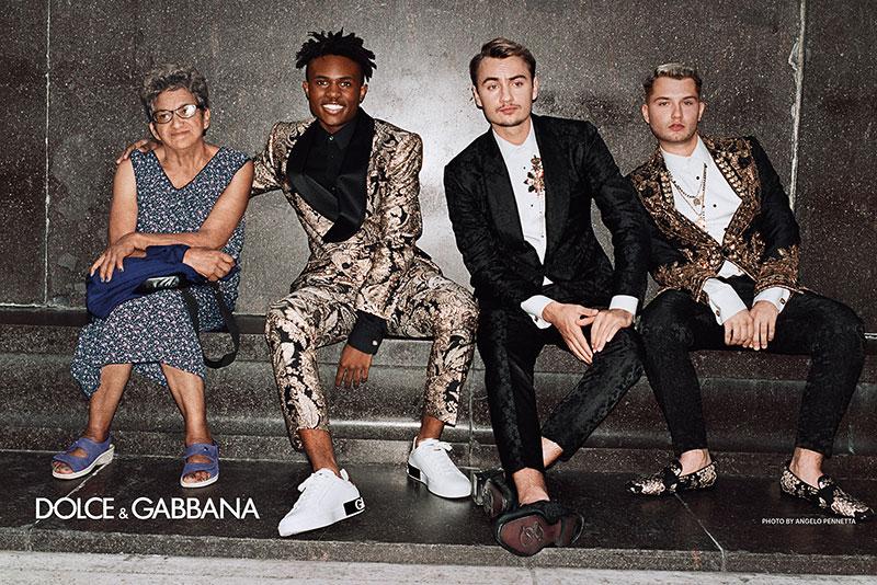 campagne dolce gabbana homme ete 2019 2 - L'Homme Dolce Gabbana Descend dans la Rue pour Fêter l'Ete