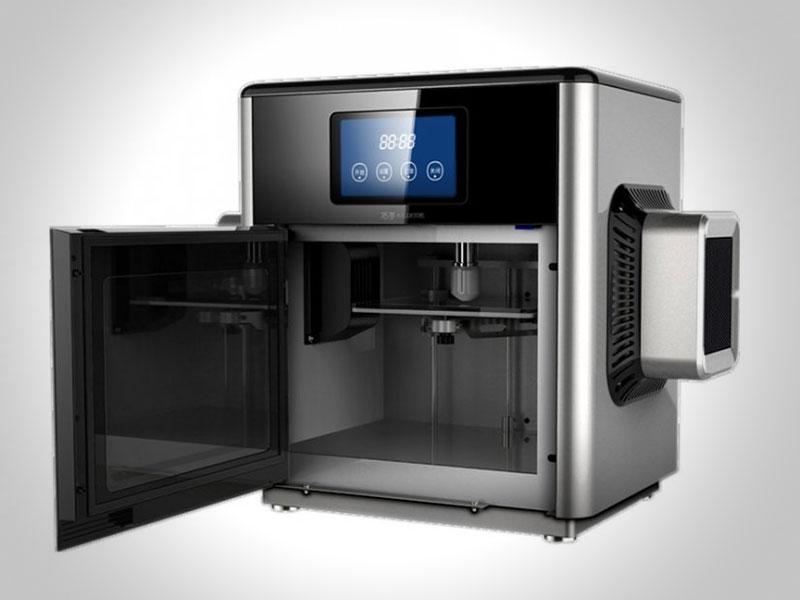 mmuse printer imprimante 3d pour chocolat 5 - Avec Mmuse Printer, Imprimer de Vrais Chocolats en 3D (video)