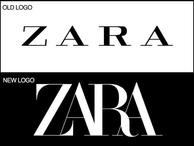 nouveau logo zara fabien baron 1 - Zara se Prend les Pattes dans son Nouveau Logo (video)