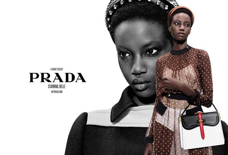 prada femme campage ete 2019 2 - La Femme Prada s'Affiche cet Eté en Double Exposition