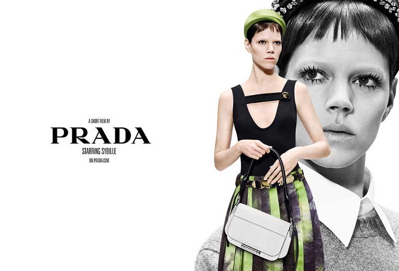 prada femme campage ete 2019 4 - La Femme Prada s'Affiche cet Eté en Double Exposition