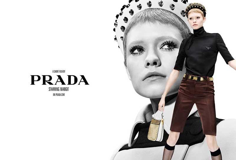 prada femme campage ete 2019 5 - La Femme Prada s'Affiche cet Eté en Double Exposition