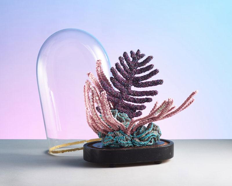 sculptures corail poumons oceans aude bourgine 1 - Ces Sculptures de Corail Rappellent la Nécessité de Protéger nos Océans