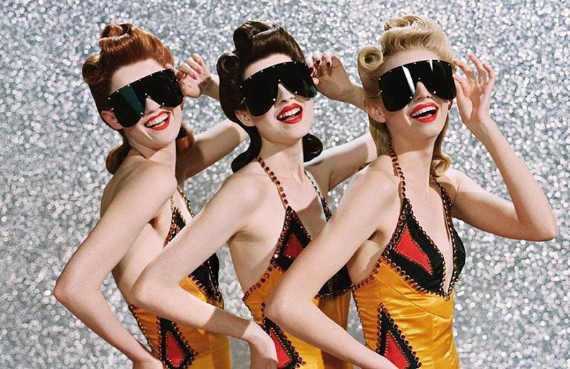 campagne gucci showtime homme femme ete 2019 4 - L'Ete Prochain Gucci Fait sa Comédie Musicale (video)