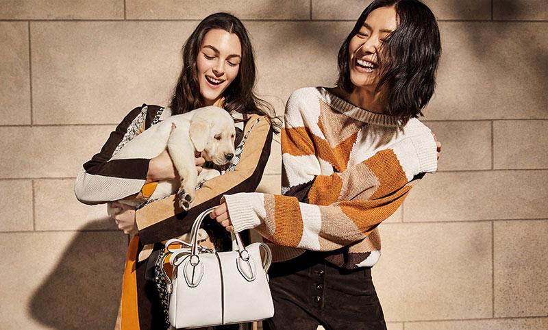 campagne sacs chaussures tods femme ete 2019 2 - La Femme Tod's tout en Style et Décontraction pour l'Ete