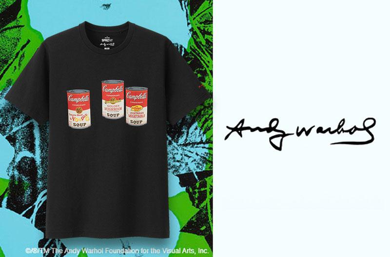 Uniqlo SPRZ NY, Uniqlo SPRZ NY, Retour des T-Shirts Pop Art pour cet Ete