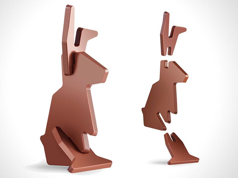 ikea lapin chocolat en kit paques 3 - Lapin en Kit et en Chocolat chez Ikea pour Pâques