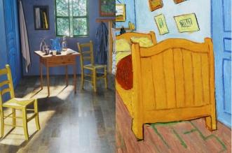 neonam chambres peintures celebres en vrai art