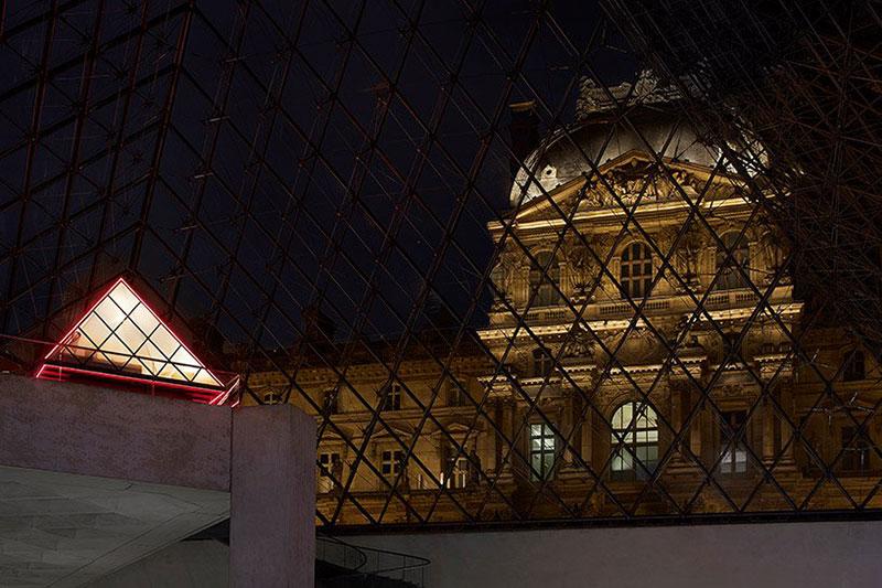 Louvre AirBnB, Passer une Nuit sous la Pyramide du Louvre avec AirBnB