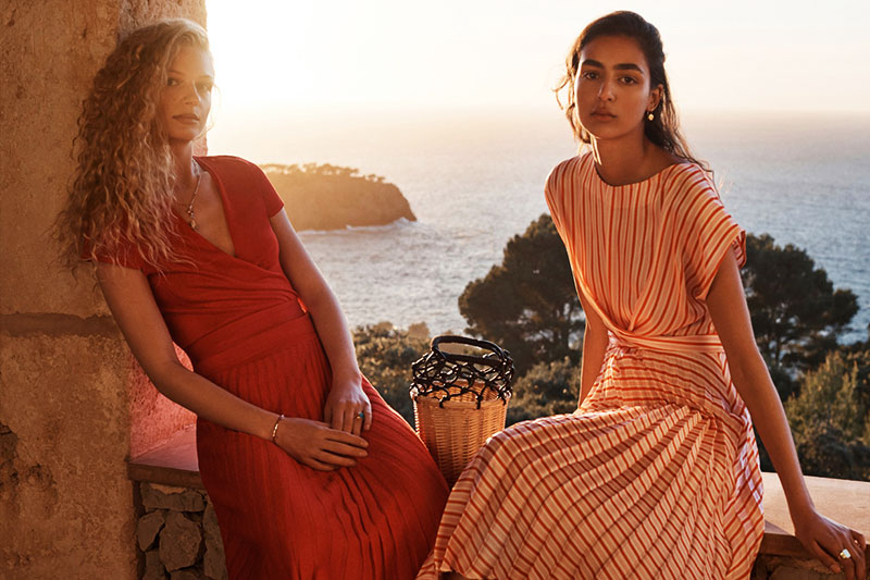 Mango été 2019, Un Eté en Méditerranée pour la Femme Mango