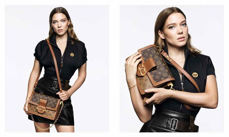 Louis Vuitton sacs, Sacs Stars Louis Vuitton New Classics par 3 Actrices