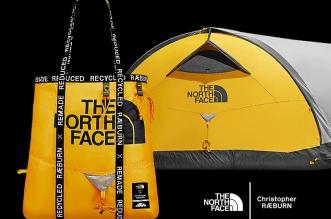 christopher raeburn thenorthface tnf sacs recycles 1 331x219 - Sacs The North Face en Toiles de Tentes Recyclées