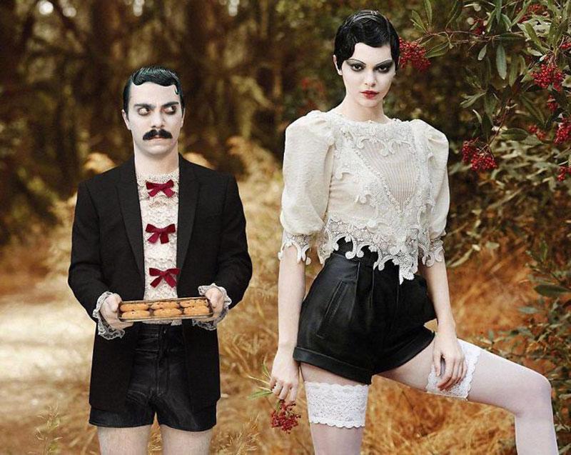 detournement montage photo kirby kendall jenner 3 - Fan de Kendall Jenner, il Continue a se Photoshopper avec Elle