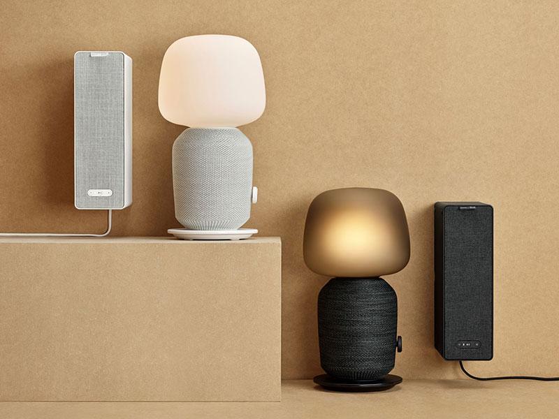 ikea sonos enceinte connectee lampe table 1 - IKEA Sonos Symfonisk, Enceintes Connectées et Lampe