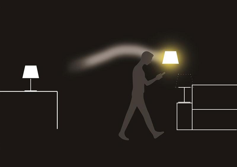 lampe drone, Lampe Drone Volante qui vous Suit et vous Éclaire
