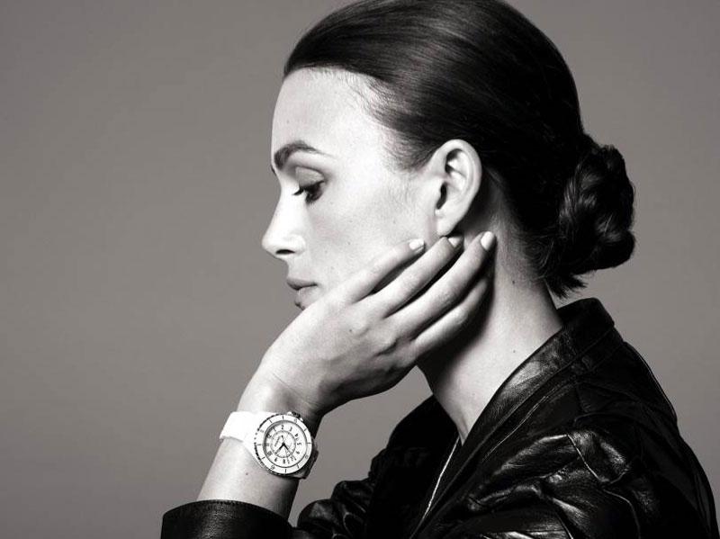 Montre Chanel J12, 10 Stars pour la Montre Chanel J12 en Céramique 2019