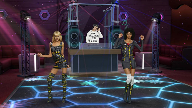 moschino jeu the sims collection capsule ete 2019 3 - Moschino Invite 'The Sims' dans sa Collection en Pixel Art