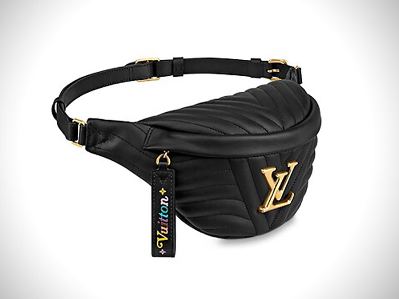 sac banane ceinture louis vuitton new wave 2 - Louis Vuitton a enfin son Très Chic Sac Banane