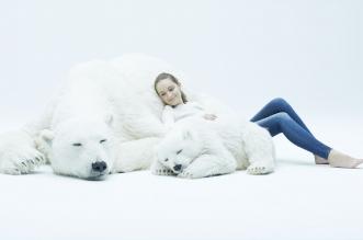 sculptures grandeur nature ours polaire realiste japon 1 331x219 - Ces Ours Polaires sont des Sculptures Grandeur Nature