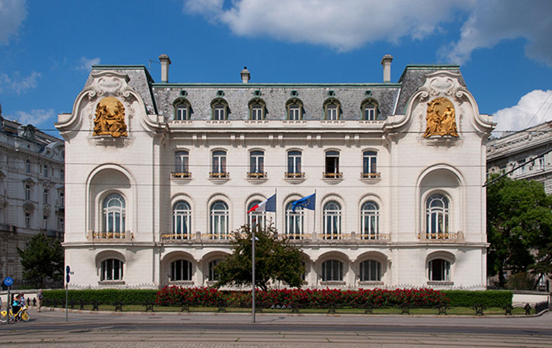 Ambassades, 11 plus Belles Architectures d'Ambassades dans le Monde