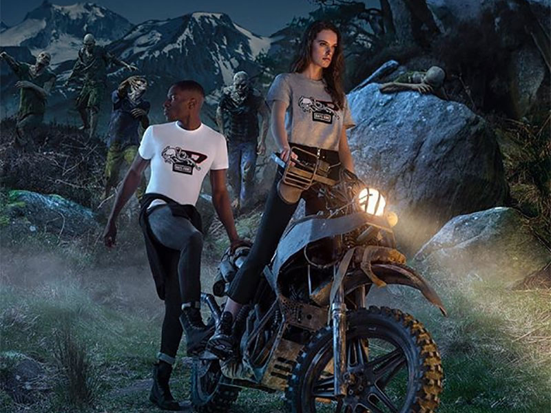 diesel x playstation collection days gone ps4 5 - Diesel x PlayStation, une Collection Capsule pour Bikers