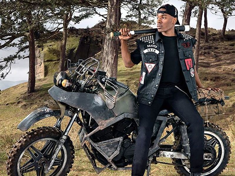 diesel x playstation collection days gone ps4 6 - Diesel x PlayStation, une Collection Capsule pour Bikers