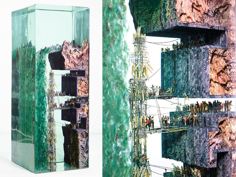 collages photo 3d, Collages Photo 3D qui en Disent Long sur Notre Monde