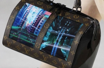 ecrans souples flexibles sacs louis vuitton royole 2 331x219 - Des Ecrans Souples sur les Sacs Louis Vuitton (video)
