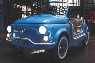 fiat 500 jolly icon e nuova garage italia 1 331x219 - L'Originale Fiat 500 Nuova fait un 'Jolly' Retour Électrique