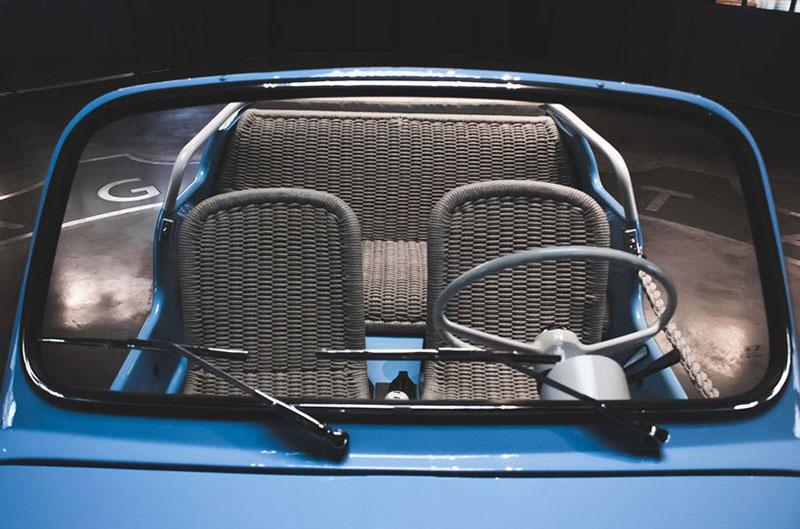 fiat 500 jolly icon e nuova garage italia 2 - L'Originale Fiat 500 Nuova fait un 'Jolly' Retour Électrique