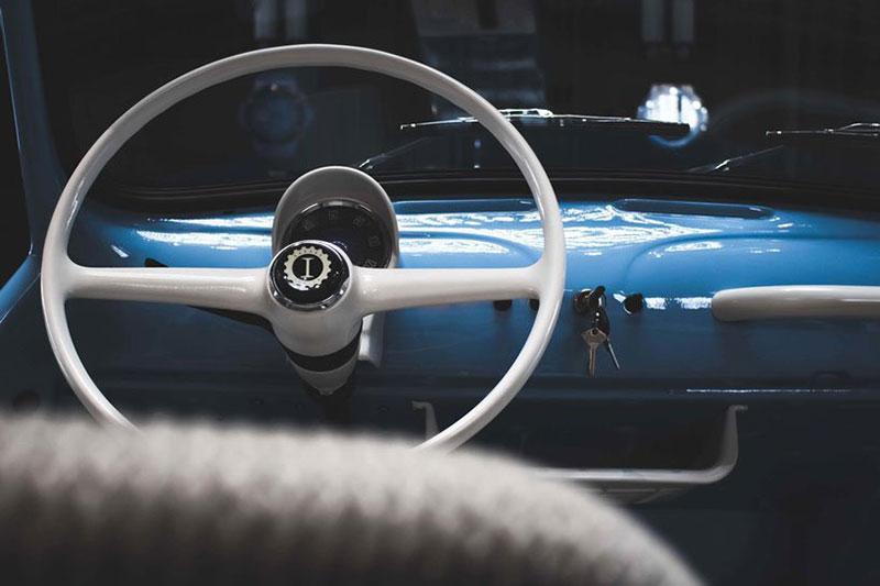 fiat 500 jolly icon e nuova garage italia 6 - L'Originale Fiat 500 Nuova fait un 'Jolly' Retour Électrique