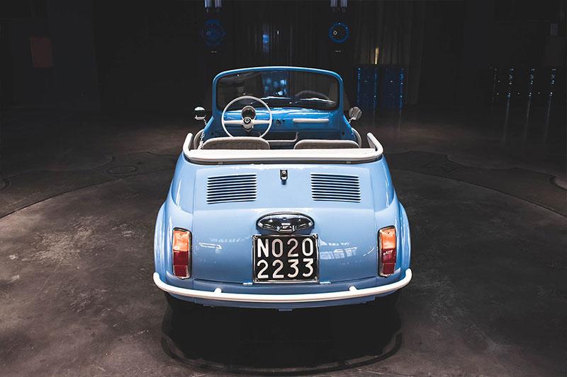 fiat 500 jolly icon e nuova garage italia 7 - L'Originale Fiat 500 Nuova fait un 'Jolly' Retour Électrique
