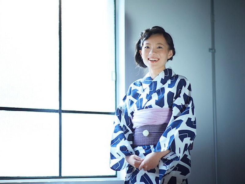 kimono yukata toyo tires motifs tissu pneus 6 - Chics les Traces de Pneus sur les Kimonos Yukata au Japon