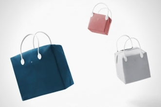 longchamp studio nendo collection sacs pliage 1 331x219 - Le Sac Pliage de Longchamp Revisité par Nendo Design