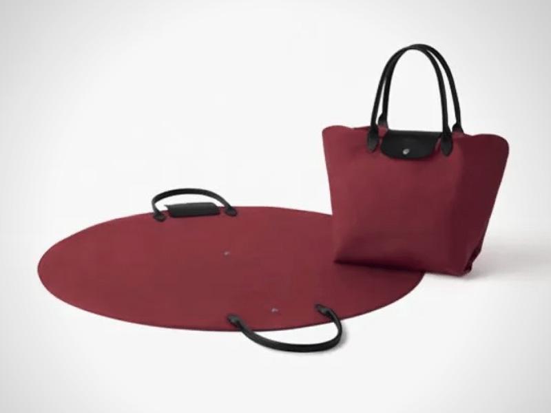 longchamp studio nendo collection sacs pliage 2 - Le Sac Pliage de Longchamp Revisité par Nendo Design