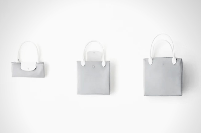 longchamp studio nendo collection sacs pliage 7 - Le Sac Pliage de Longchamp Revisité par Nendo Design