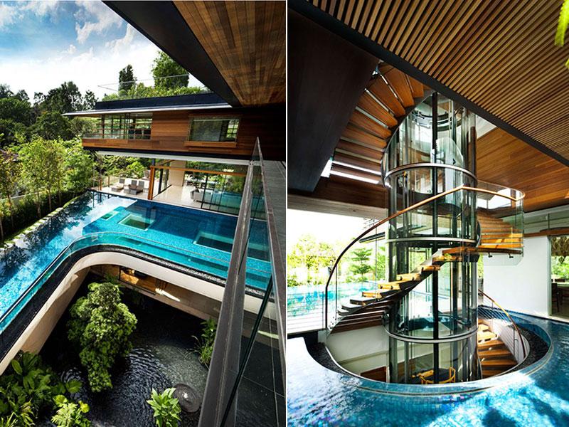 maison botanica, Maison Botanica, un Jardin sur les Jardins Botaniques de Singapour