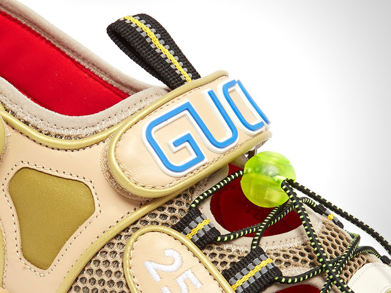 sandales gucci chaussures randonne clown 3 - Gucci Dévoile ses Chaussures de Luxe ou de Clown ?!