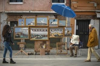 Banksy Venise