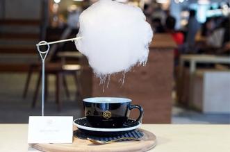 sweet little rain nuage sucre tasse cafe 1 331x219 - Poétique Nuage de Sucre au Dessus d'une Tasse de Café