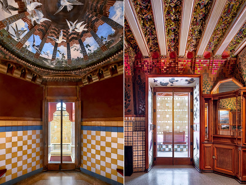 antoni gaudi casa vicens architecture 05 - Casa Vicens, une Architecture aux Multiples Influences