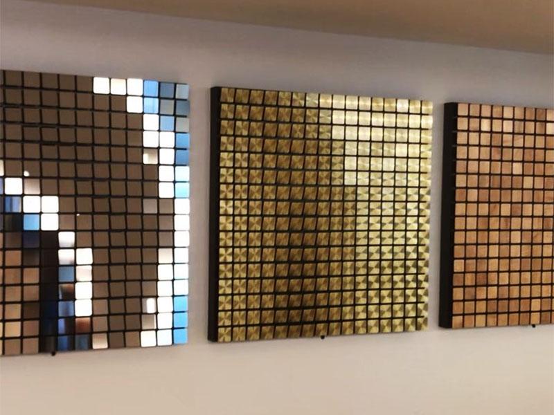 Miroir Cinétique, Artistique Miroir Cinétique à Réflexion Dynamique