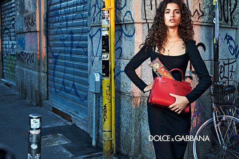 dolce gabbana femme hiver 2019 2020 08 1 - La  Femme Dolce & Gabbana en Visite à Milan cet Hiver